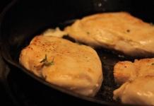 Browning Chicken